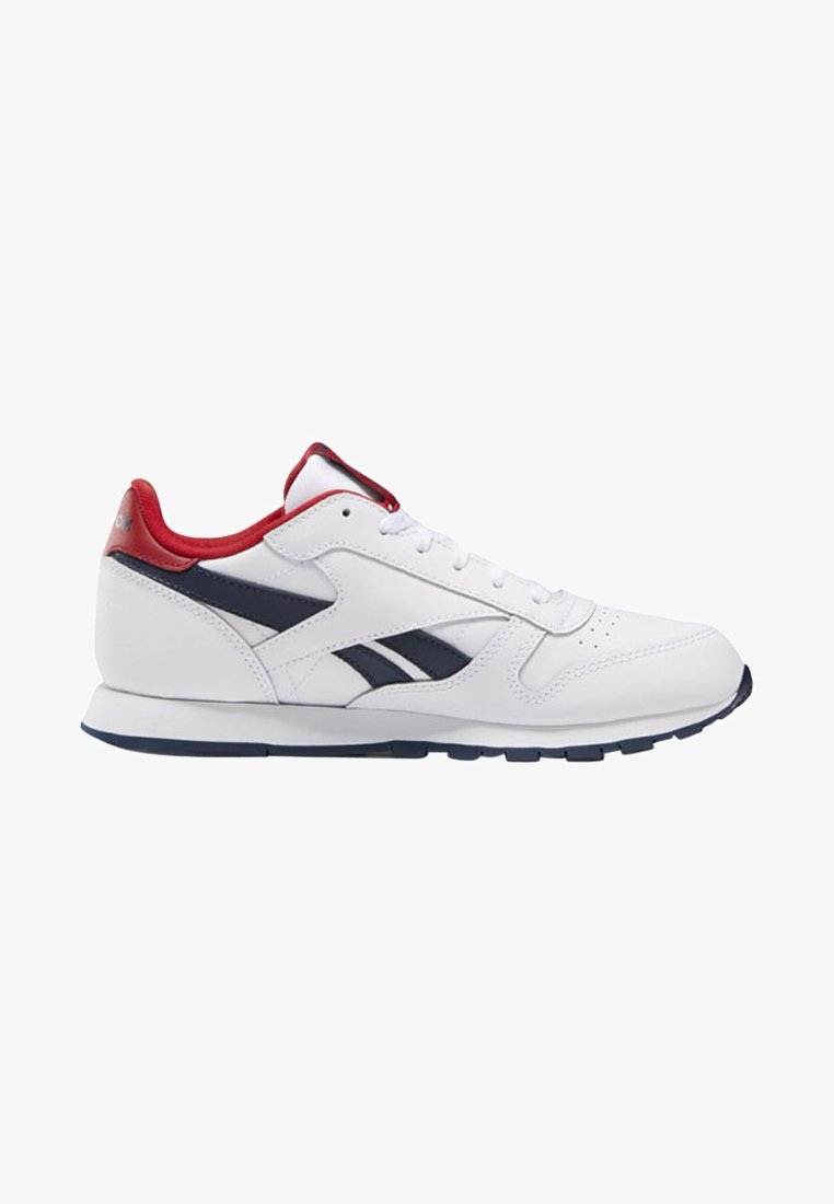 Reebok Classic - CLASSIC LEATHER SHOES - Lauflernschuh - white
