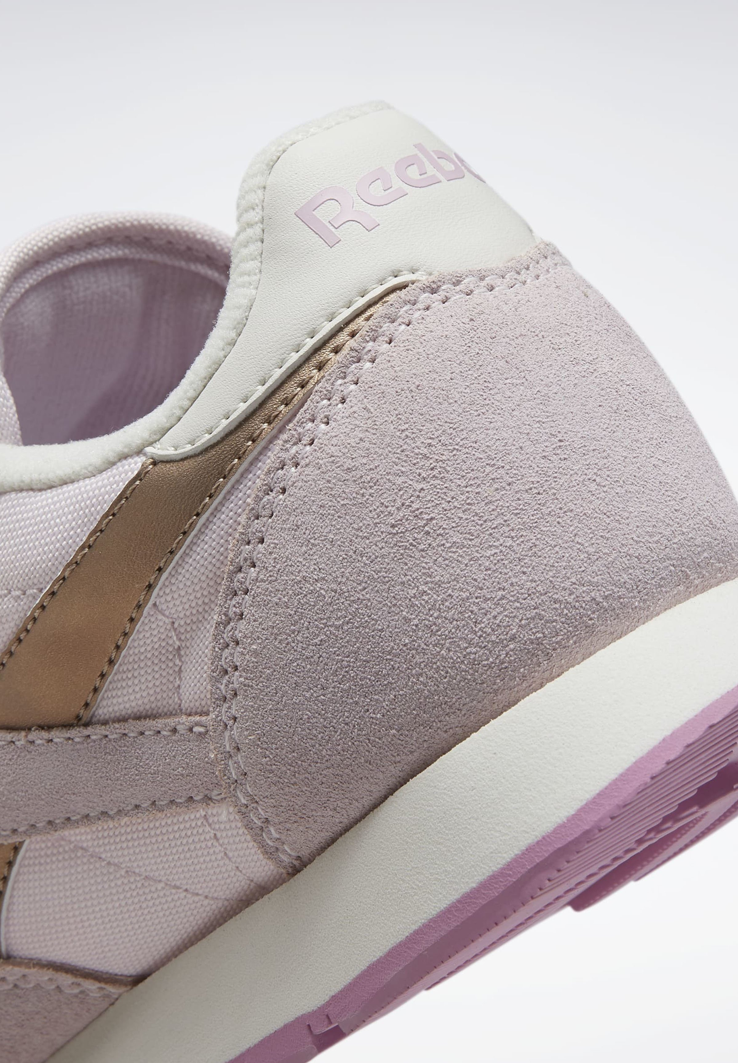 CLASSIC LEATHER SHOES Babyschoenen pink
