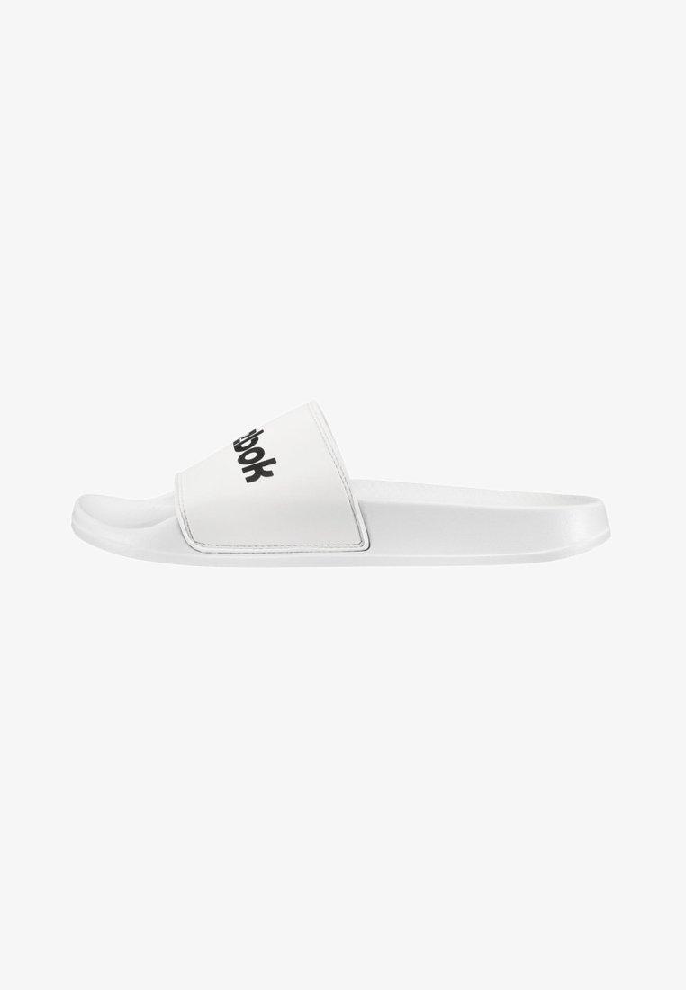 Reebok Classic - REEBOK CLASSIC SLIDE - Pantolette flach - white