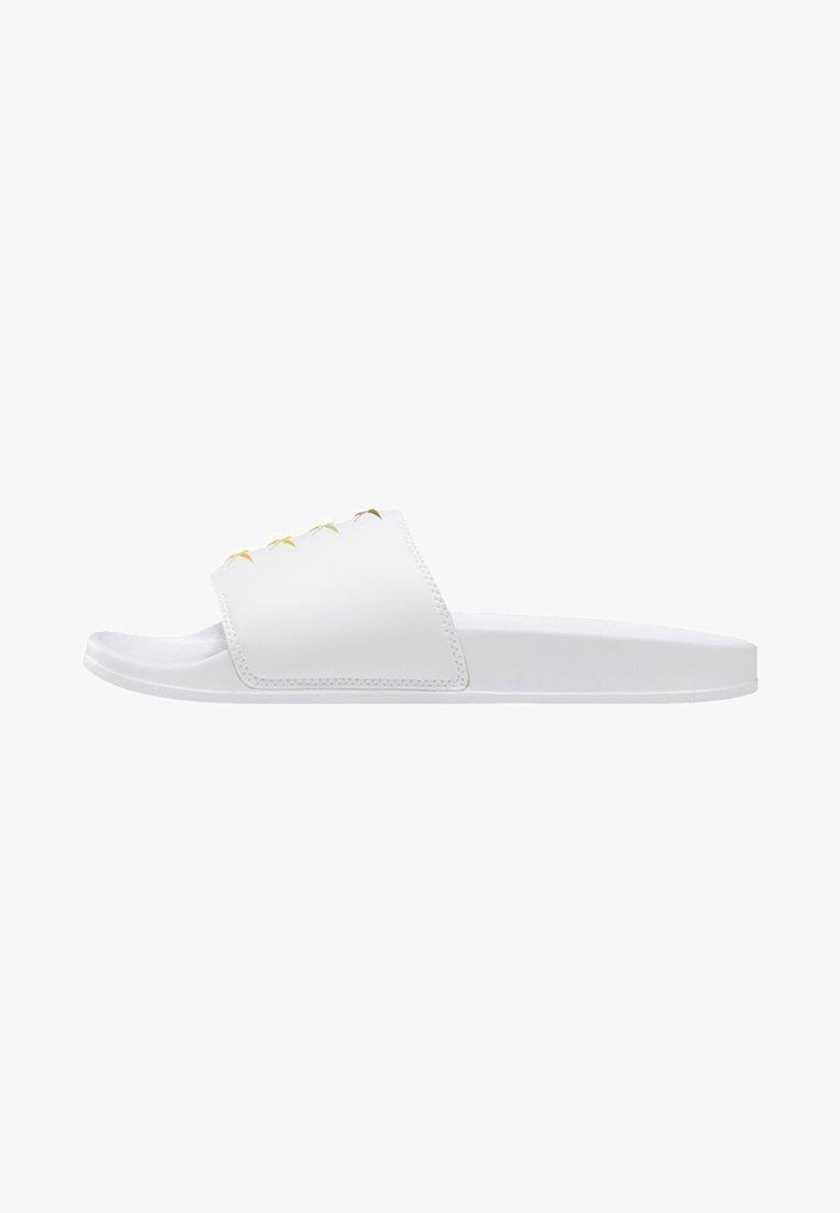 Reebok Classic - REEBOK CLASSIC SLIDE - Badesandale - white