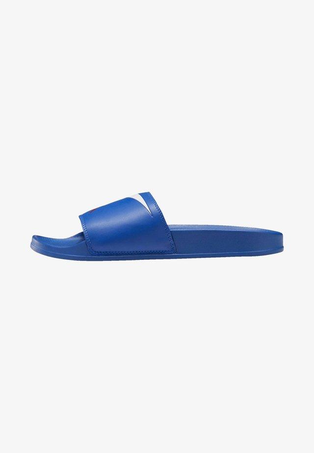 REEBOK CLASSIC SLIDES - Rantasandaalit - blue