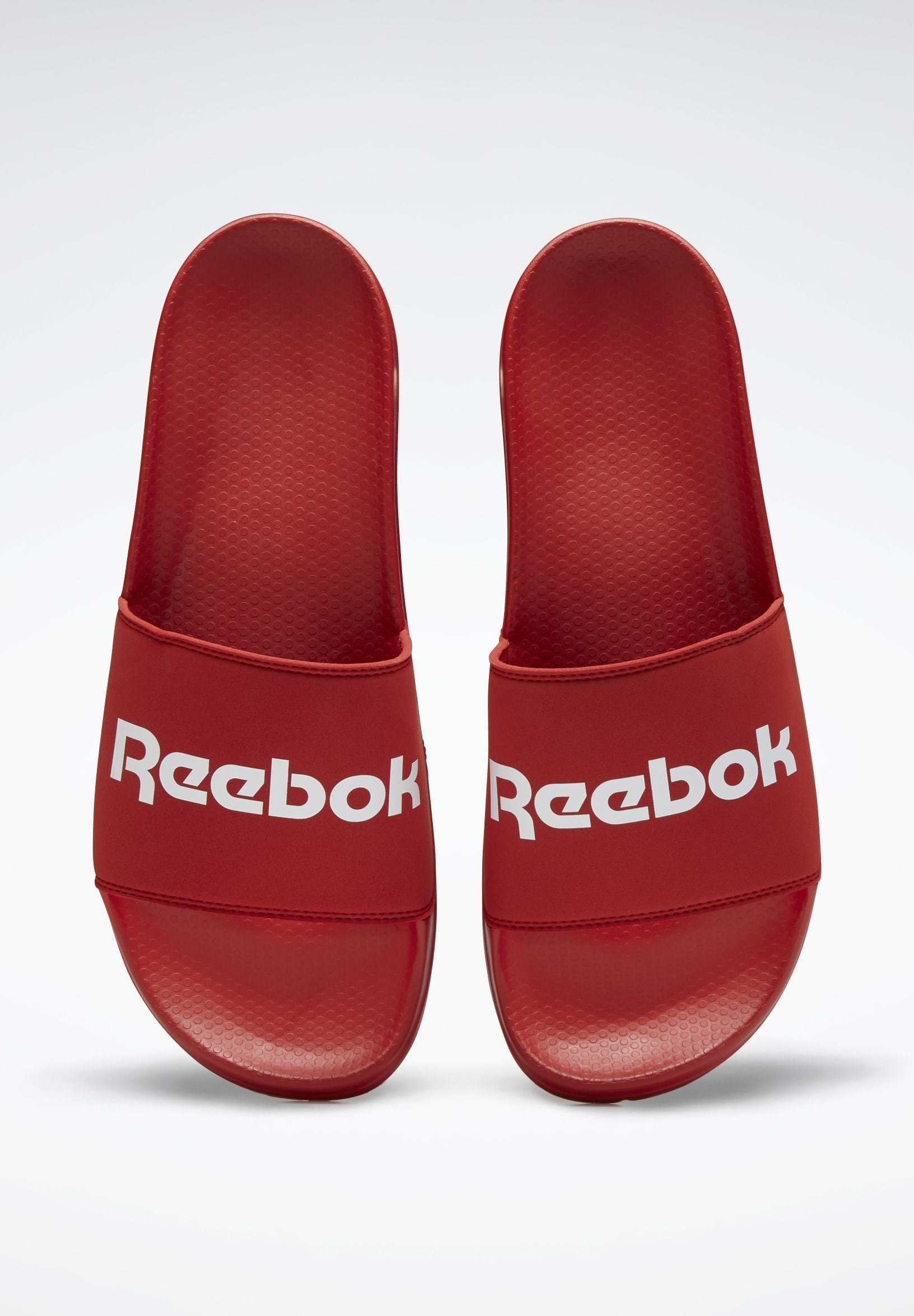 Reebok Classic REEBOK CLASSIC SLIDES - Badesandale - red QGkYOy