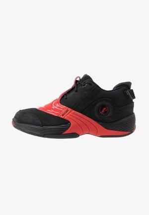 ANSWER - Sneakersy niskie - black/pantone