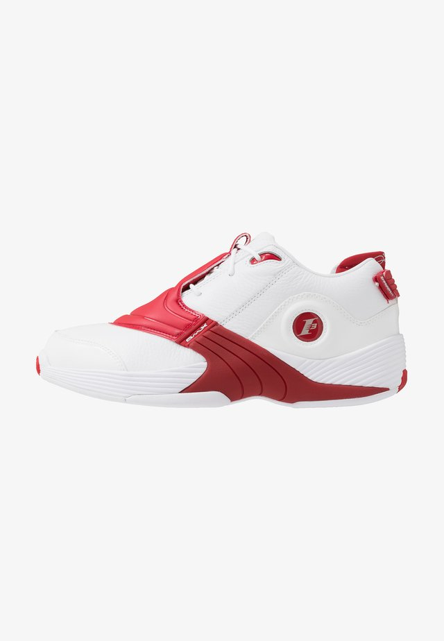 ANSWER V  - Sneaker low - white/red
