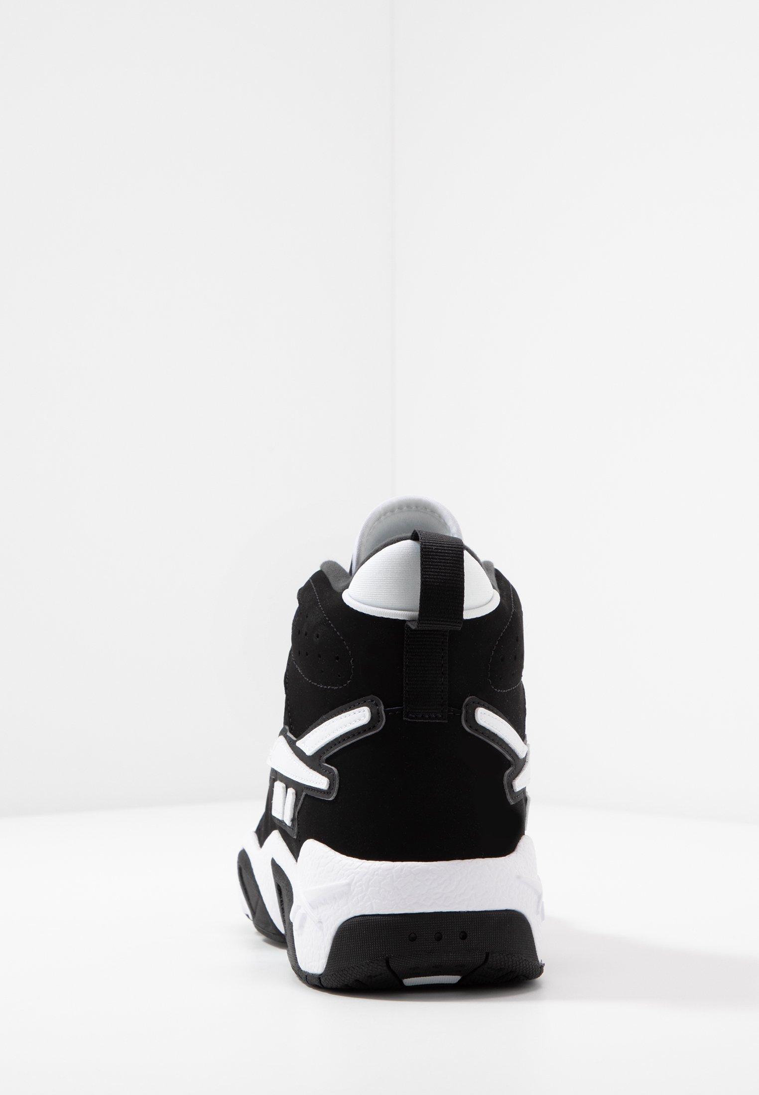 Reebok Classic Avant Guard Transition Bridge Shoes - Höga Sneakers Black/white/chalk