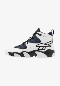 Reebok Classic - AVANT GUARD TRANSITION BRIDGE SHOES - High-top trainers - black/white/collegiate navy - 0