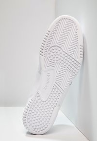 Reebok Classic - WORKOUT L OW - Matalavartiset tennarit - white/grey - 4