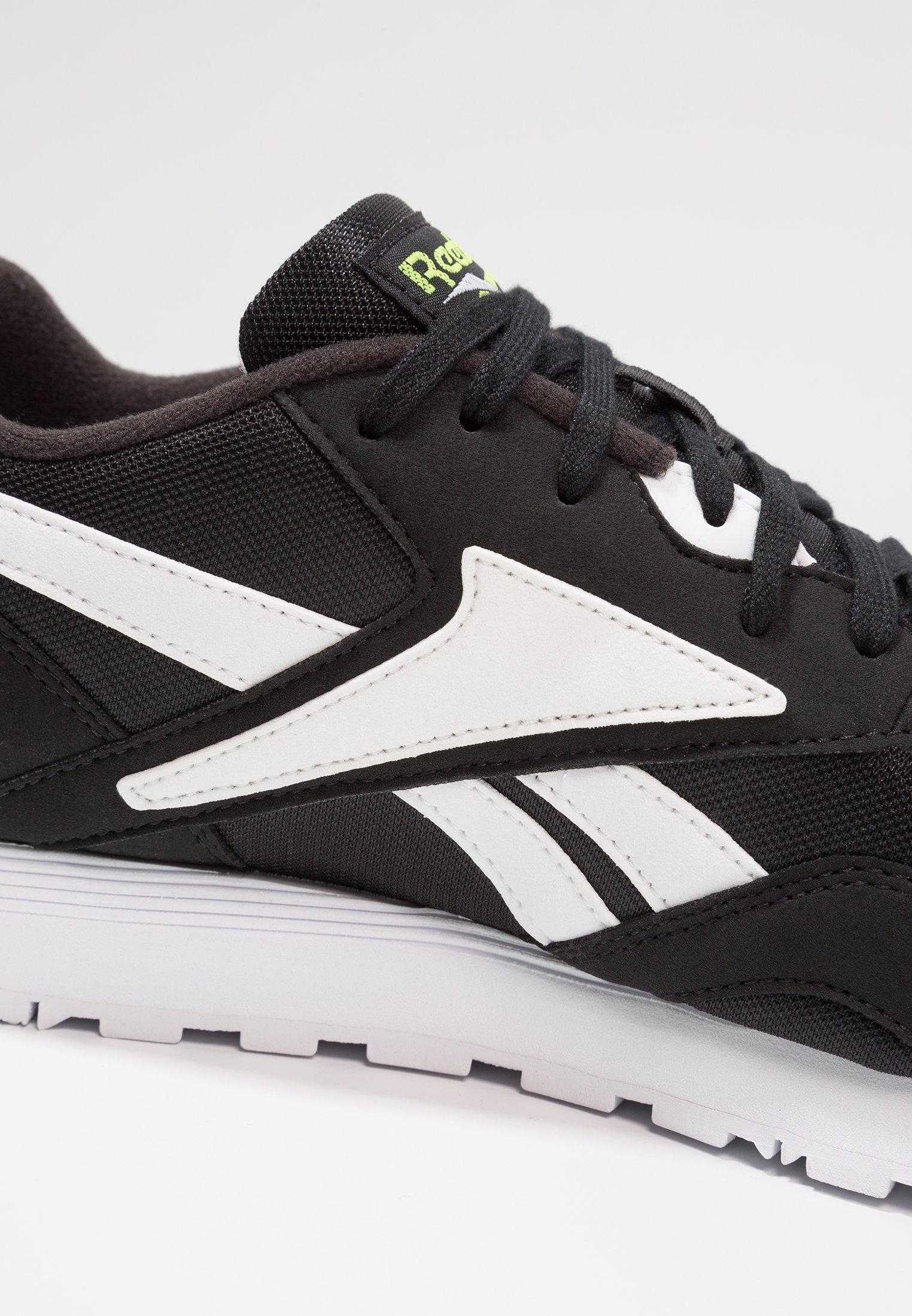 Reebok Classic Rapide - Sneakers Laag Black/white/solar Yellow Goedkope Schoenen