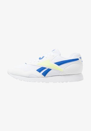 RAPIDE - Trainers - white/vital blue/lemon