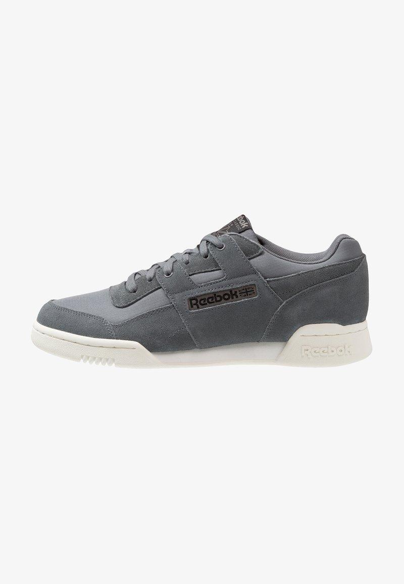 Reebok Classic - WORKOUT PLUS - Sneaker low - allow/black/chalk