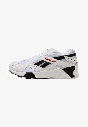 AZTREK - Trainers - white/black/excellent