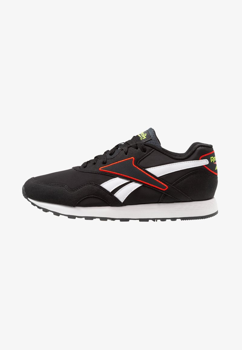 Reebok Classic - RAPIDE - Trainers - black/white/grey/red