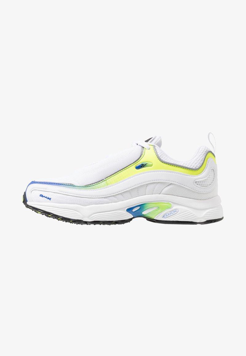Reebok Classic - DAYTONA DMX - Sneaker low - white/cobalt/lime/black