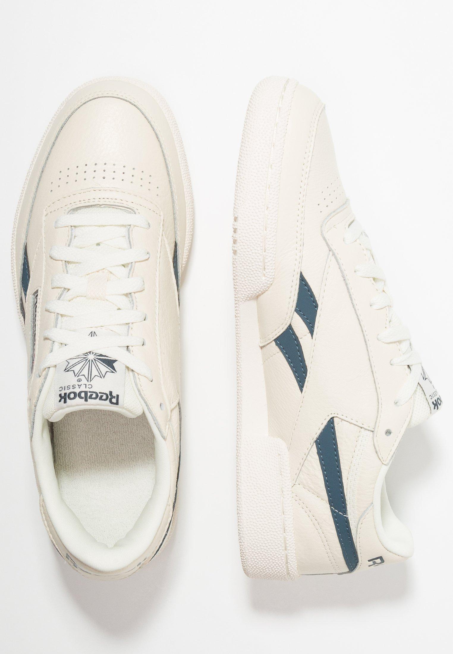 REVENGE PLUS Sneaker low classic whiteblue hills