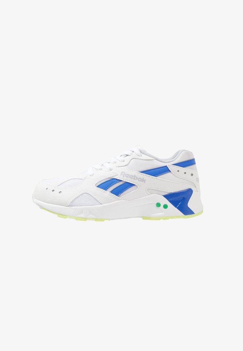 Reebok Classic - AZTREK - Sneaker low - white/cold grey/cobalt