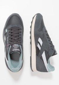 Reebok Classic - Sneakers laag - true grey/teal fog - 1