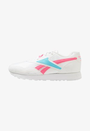 RAPIDE - Sneakers basse - white/solar pink/neon blue