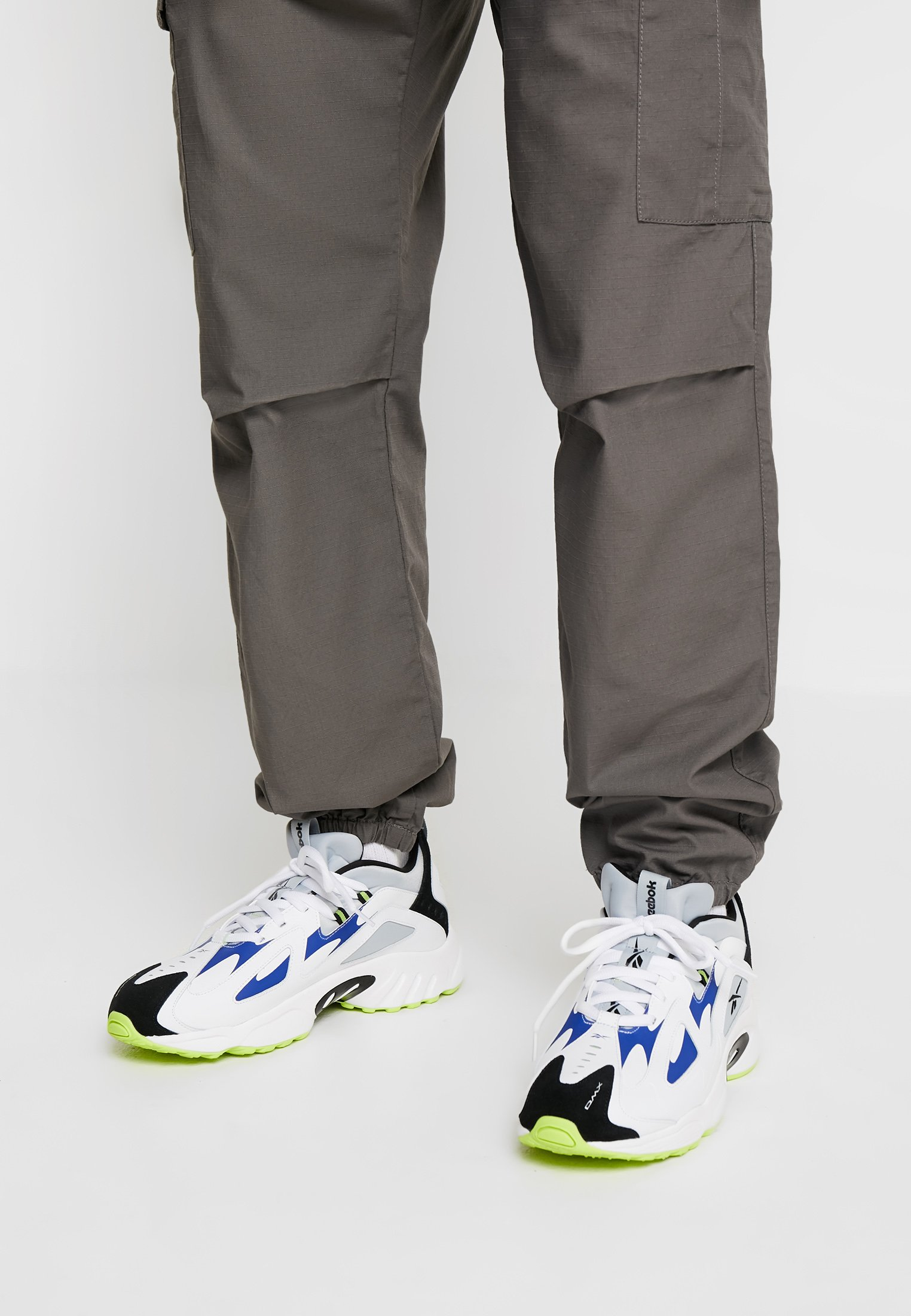 Reebok Classic Dmx Series 1200 - Sneakers White/cloud Grey/blue