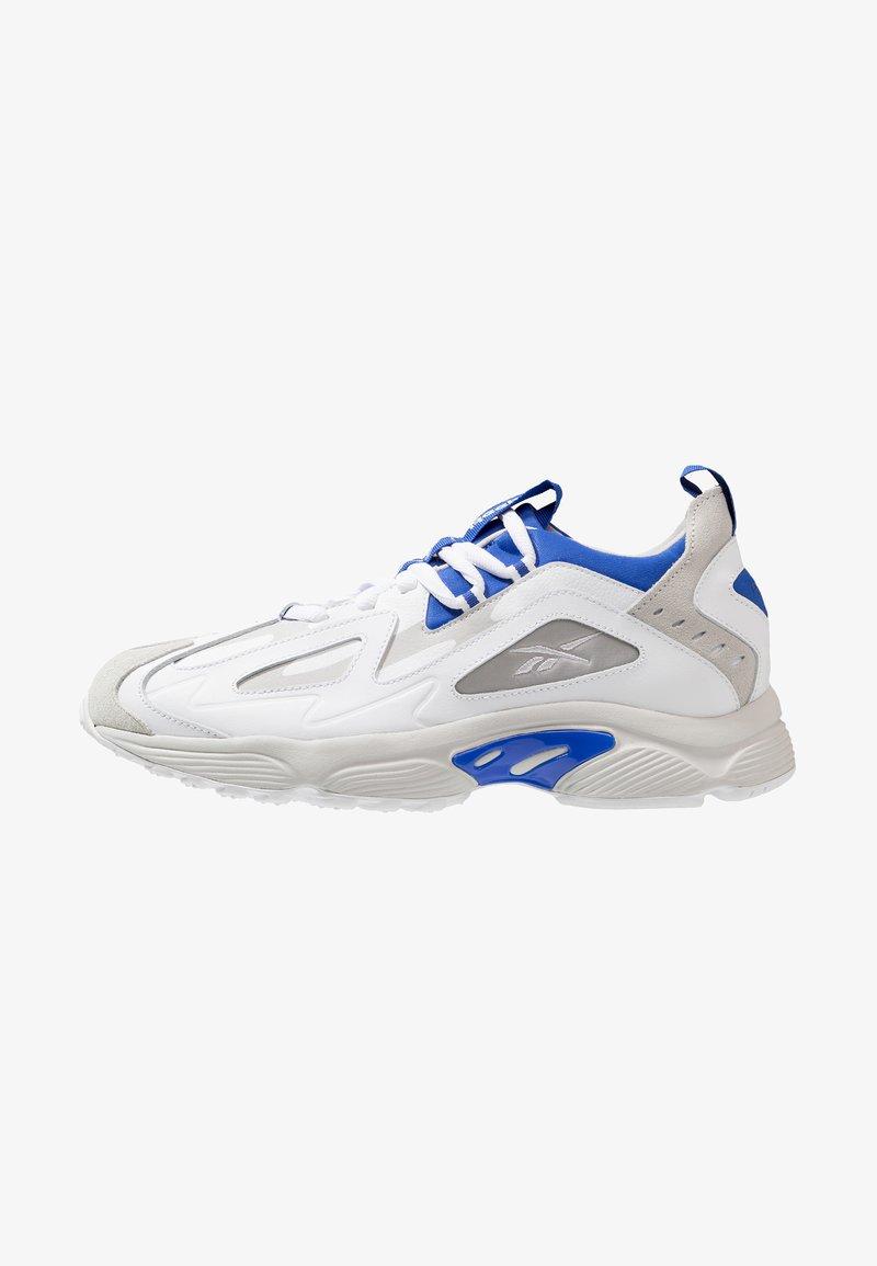 Reebok Classic - DMX SERIES 1200 - Sneakers basse - white/skull grey/cobalt
