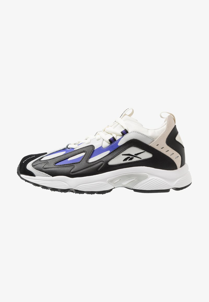 Reebok Classic - DMX SERIES 1200 - Sneakers laag - chalk/black/ultima purple