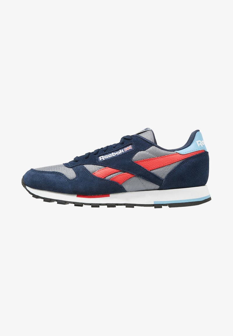 Reebok Classic - Sneaker low - cold grey/navy/white