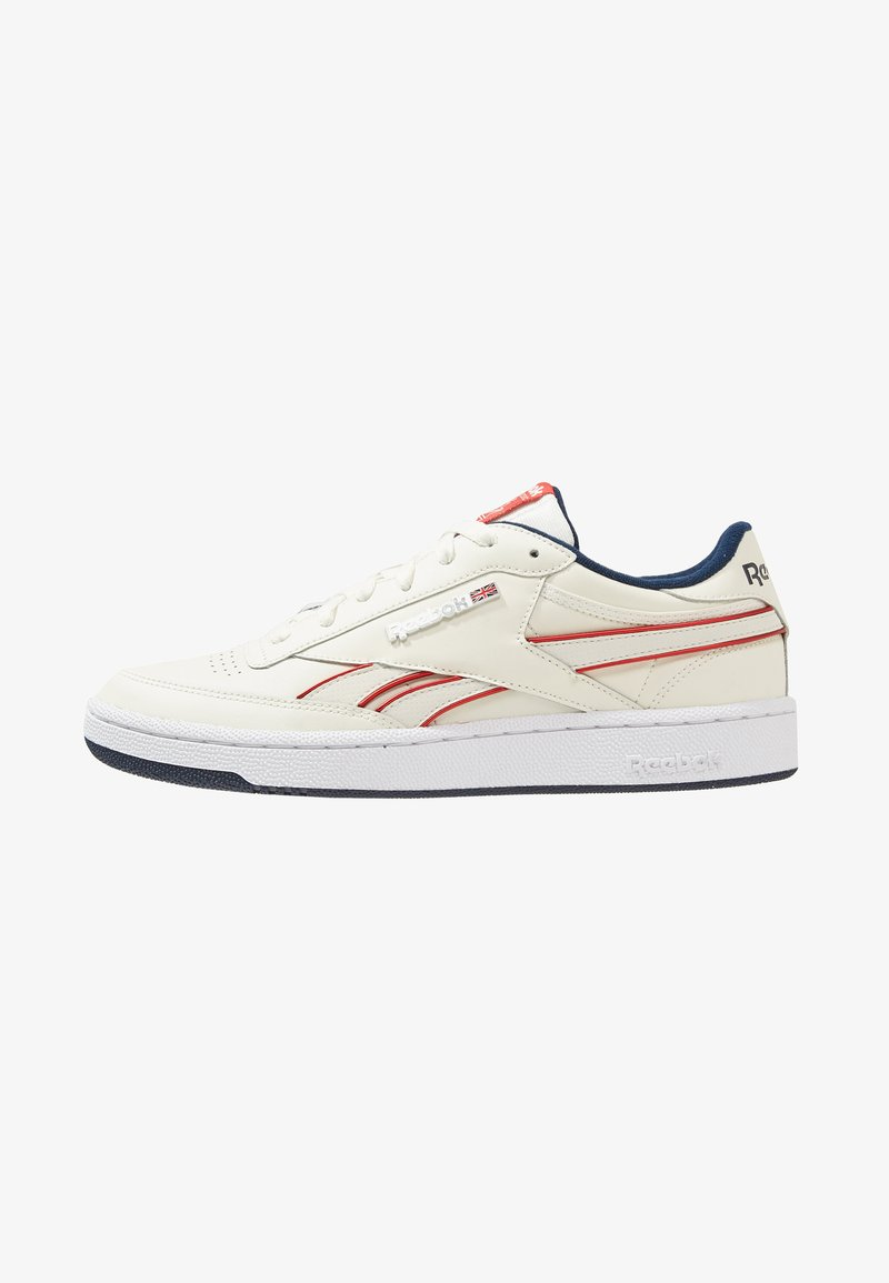 Reebok Classic - REVENGE PLUS - Sneaker low - chalk/navy/red/white