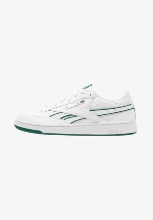REVENGE PLUS - Sneakers basse - white/clover green