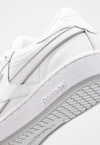 Reebok Classic - REVENGE PLUS - Trainers - white/cold grey - 5