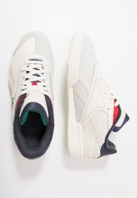 Reebok Classic - CLUB C RC 1.0 LIGHT TENNIS STYLE SHOES - Sneakers - chalk/skull grey/heritage navy - 1