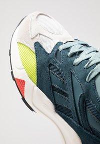 Reebok Classic - AZTREK 96 - Sneakers - true grey/blue hills/teal - 5