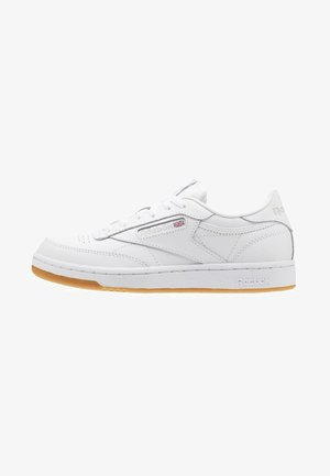 Sneakers basse - white/ brown