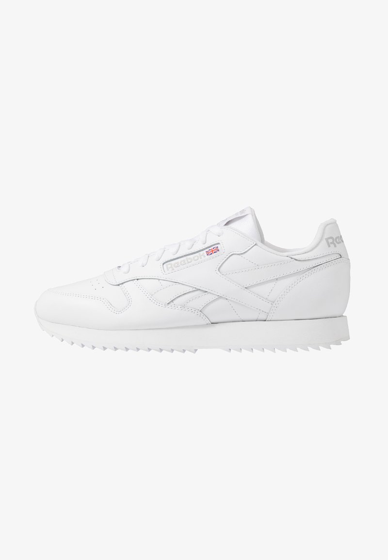 Reebok Classic - RIPPLE - Trainers - white/steel