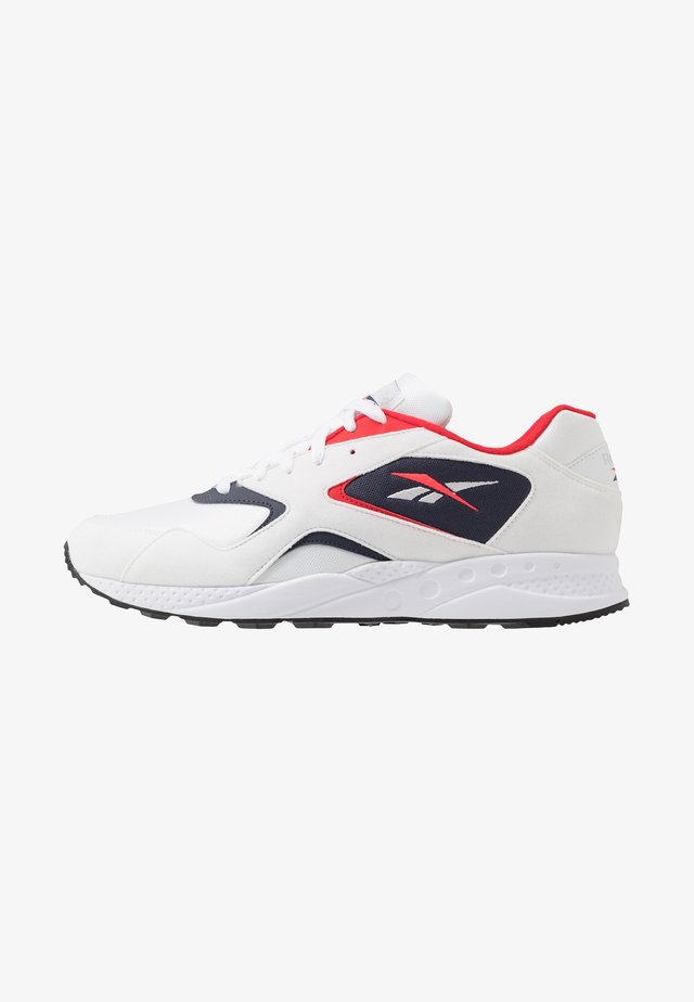 TORCH HEX LIGHT BREATHABLE SHOES - Tenisky - white/navy/red/black
