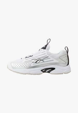 DMX SERIES 2K LIGHT BREATHABLE SHOES - Sneakers basse - white/black/skull grey