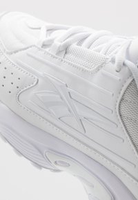 Reebok Classic - DMX SERIES 2K LIGHT BREATHABLE SHOES - Trainers - white/grey - 5