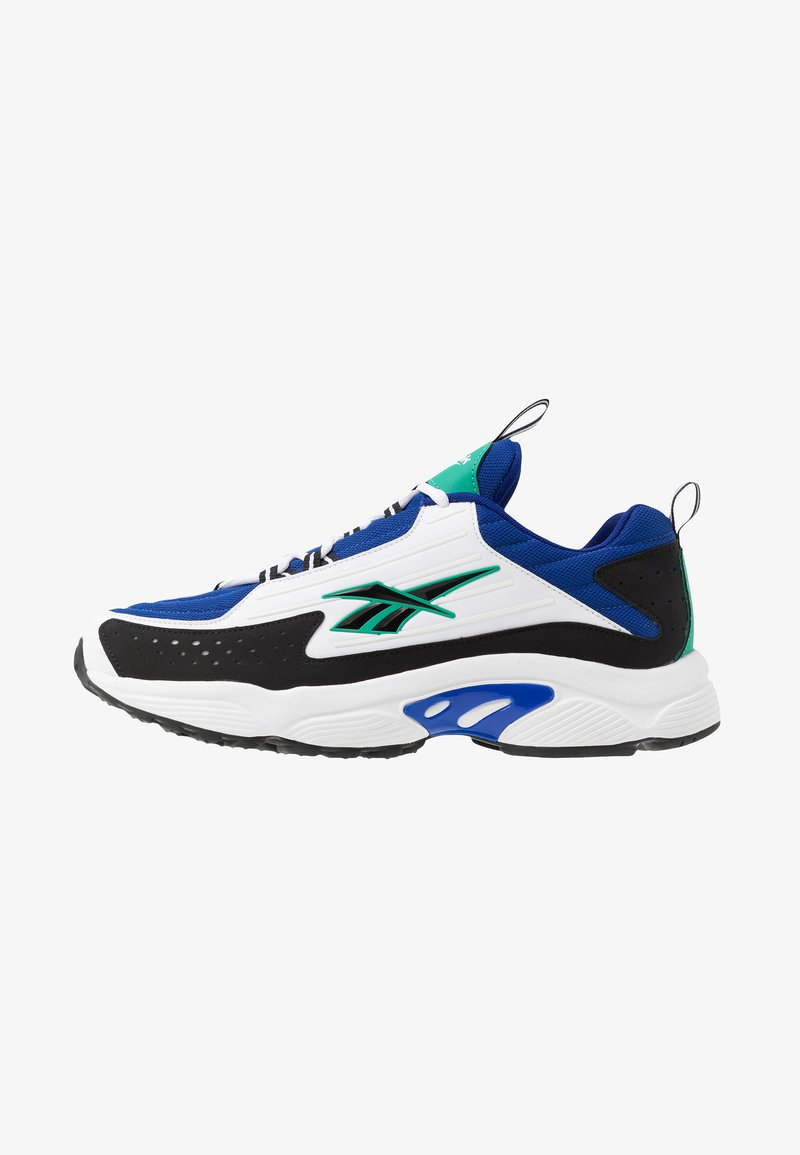 Reebok Classic - DMX SERIES 2K LIGHT BREATHABLE SHOES - Sneakers laag - cobalt/white/emerald