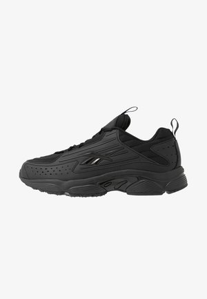 DMX SERIES 2K LIGHT BREATHABLE SHOES - Tenisky - black/true grey