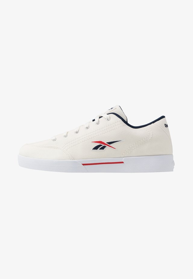 SLICE - Sneakersy niskie - chalk/coll navy/red/white