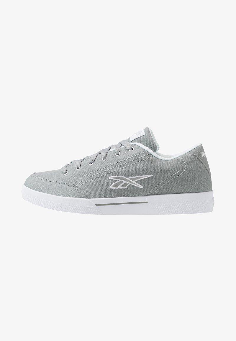 Reebok Classic - SLICE RETRO SKATE SHOES - Trainers - true grey/white