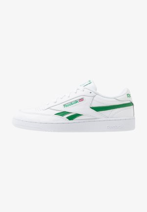 CLUB C REVENGE  - Sneakersy niskie - white/glen green