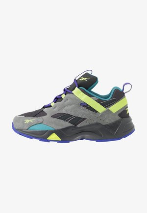 AZTREK 96 ADVENTURE TRAIL INSPIRED SHOES - Sneakers - true grey/ultra purple