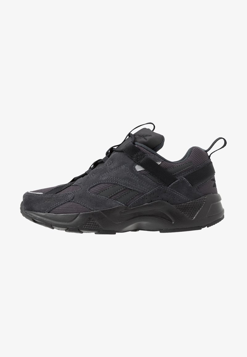 Reebok Classic - AZTREK 96 ADVENTURE TRAIL INSPIRED SHOES - Zapatillas - true grey/black/rose red