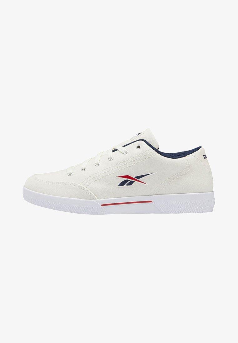 Reebok Classic - SLICE USA COURT STYLE VULCANIZED SHOES - Zapatillas - white