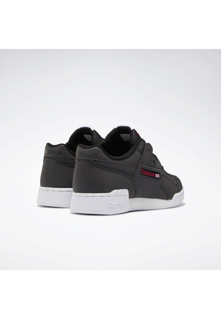 Reebok Classic Workout Plus Shoes - Sneaker Low Black Friday