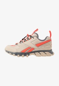 Reebok Classic - DMXPERT - Sneakersy niskie - vivid orange/cold grey - 0