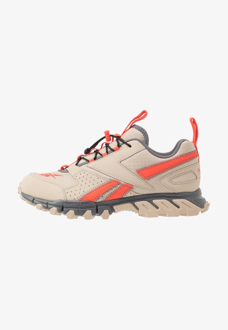 Reebok Classic - DMXPERT - Sneakersy niskie - vivid orange/cold grey