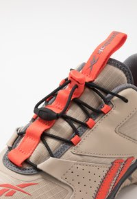 Reebok Classic - DMXPERT - Sneakersy niskie - vivid orange/cold grey - 5