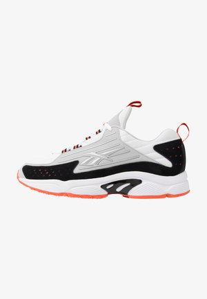 DMX SERIES 2200 - Sneakers - white/vivid orange/pure grey