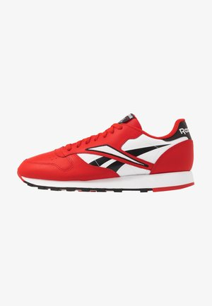 Trainers - black/radiant red/white