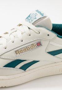 Reebok Classic - CLUB C REVENGE  - Sneakers - chalk/collegiate navy/heritage - 5